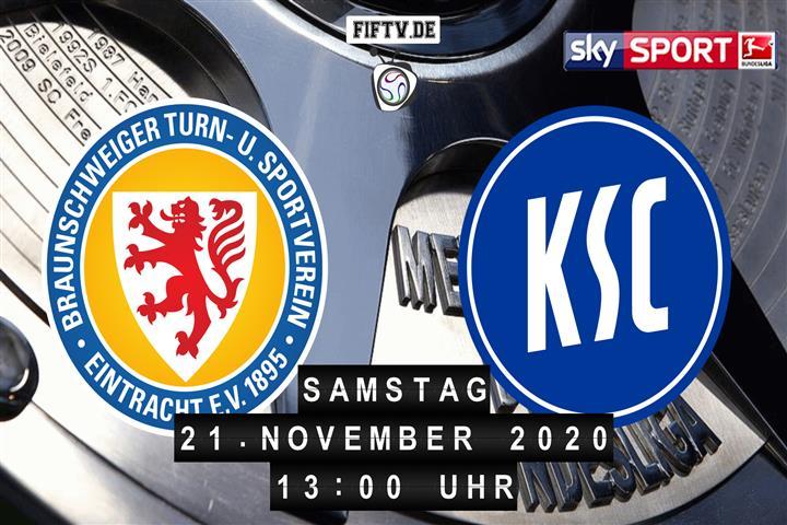 Braunschweig Karlsruhe Live