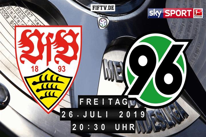 VfB Stuttgart - Hannover 96 Spielankündigung