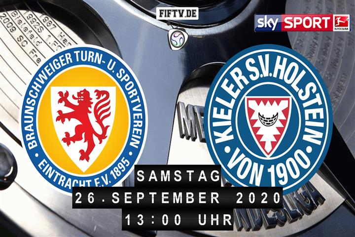 Holstein Kiel Eintracht Braunschweig