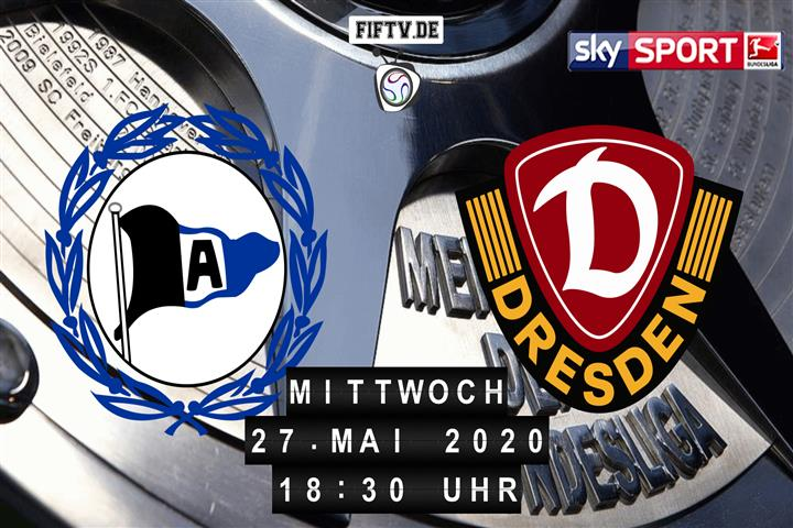 Dynamo Dresden Arminia Bielefeld Live Stream