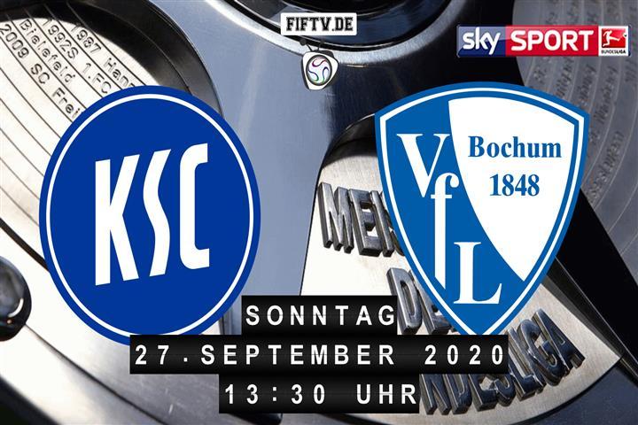 Vfl Bochum Karlsruher Sc