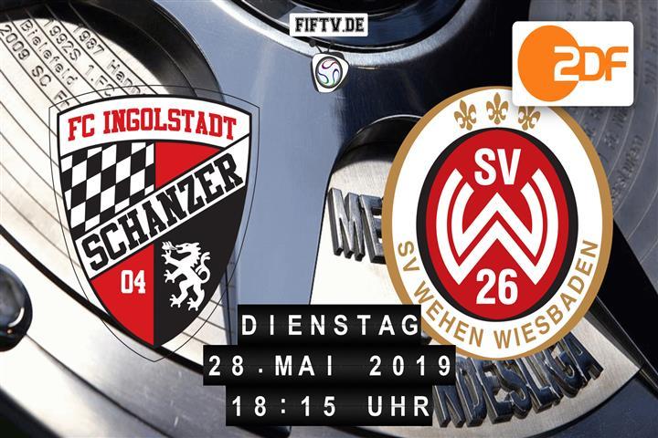 FC Ingolstadt - SV Wehen Wiesbaden Spielankündigung