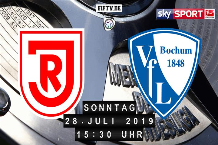 Jahn Regensburg - VfL Bochum Spielankündigung