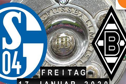 Schalke 04 - Borussia Mönchengladbach