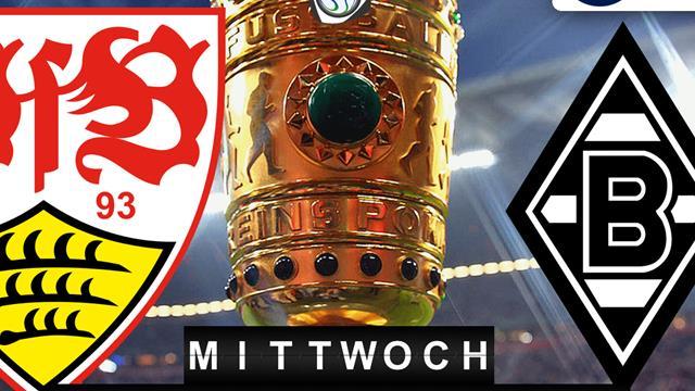 VfB Stuttgart - Borussia Mönchengladbach
