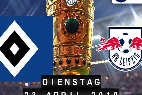 Fussball live: Hamburger SV - RB Leipzig