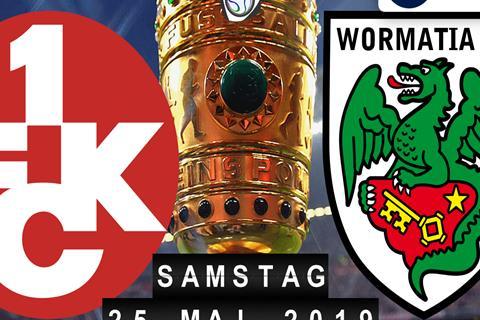 1. FC Kaiserslautern - VfR Wormatia Worms