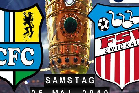 Chemnitzer FC - FSV Zwickau