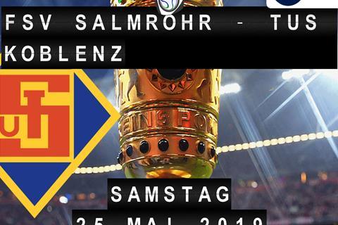 FSV Salmrohr - TuS Koblenz