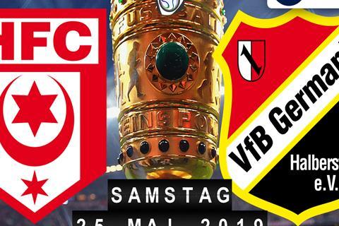 Hallescher FC - Germania Halberstadt