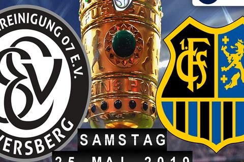 SV 07 Elversberg - 1. FC Saarbrücken