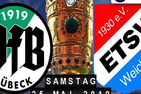 VfB Lübeck - SC Weiche Flensburg 08
