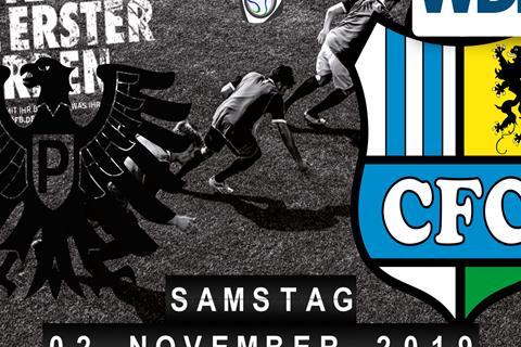 Preussen Münster - Chemnitzer FC