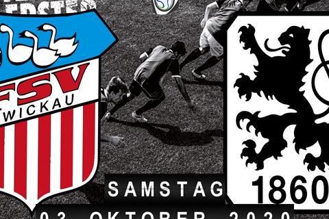 FSV Zwickau - TSV 1860 München