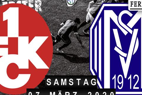 1.FC Kaiserslautern - SV Meppen