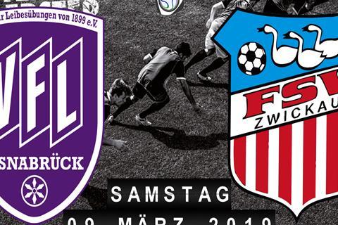 VfL Osnabrück - FSV Zwickau
