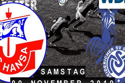 Hansa Rostock - MSV Duisburg