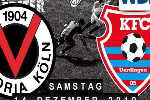 Viktoria Köln - KFC Uerdingen 05