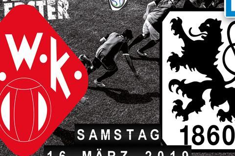 Würzburger Kickers - TSV 1860 München