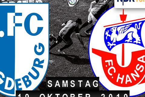 1.FC Magdeburg - Hansa Rostock