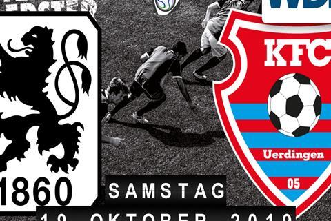 TSV 1860 München - KFC Uerdingen 05