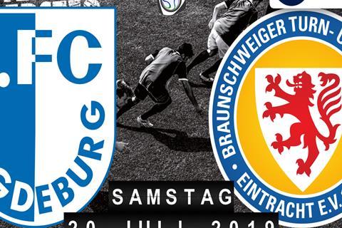 1.FC Magdeburg - Eintracht Braunschweig