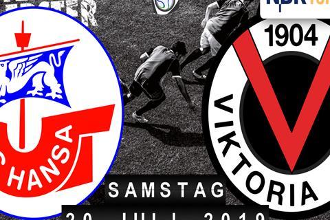 Hansa Rostock - Viktoria Köln