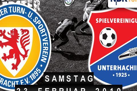 Eintracht Braunschweig - SpVgg Unterhaching