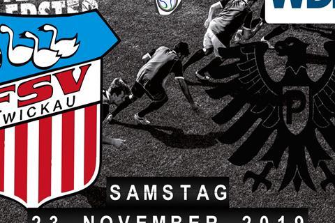 FSV Zwickau - Preussen Münster