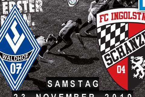 SV Waldhof Mannheim - FC Ingolstadt