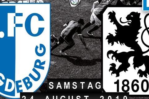 1.FC Magdeburg - TSV 1860 München