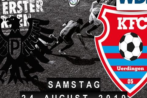 Preussen Münster - KFC Uerdingen 05