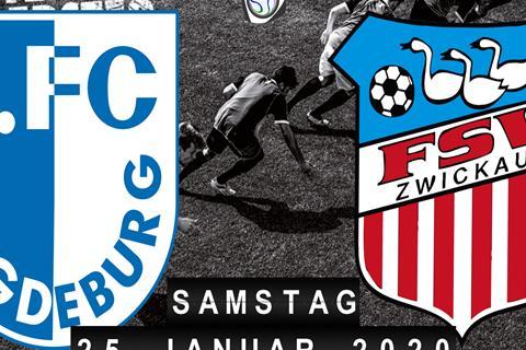 1.FC Magdeburg - FSV Zwickau