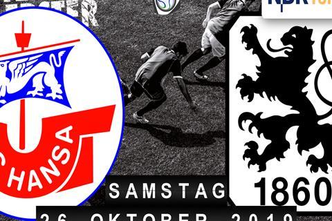 Hansa Rostock - TSV 1860 München