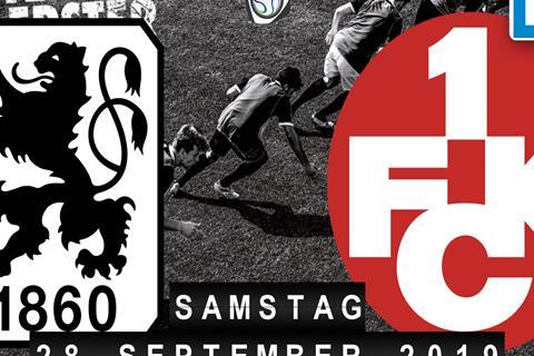 TSV 1860 München - 1.FC Kaiserslautern
