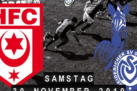 Hallescher FC - MSV Duisburg