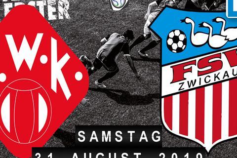 Würzburger Kickers - FSV Zwickau