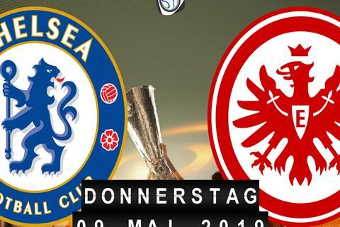 FC Chelsea - Eintracht Frankfurt