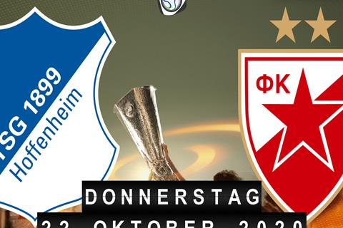 TSG 1899 Hoffenheim - FK Roter Stern Belgrad