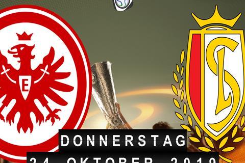 Eintracht Frankfurt - Standard Lüttich