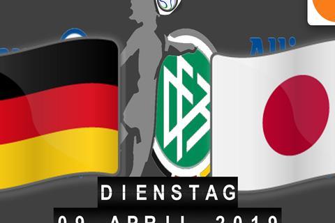 Deutschland - Japan
