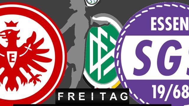 Eintracht Frankfurt - SGS Essen
