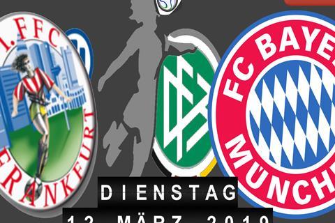 1. FFC Frankfurt - Bayern München