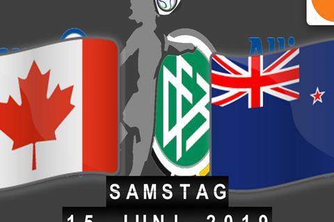Kanada - Neuseeland