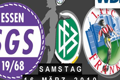 SGS Essen - 1. FFC Frankfurt