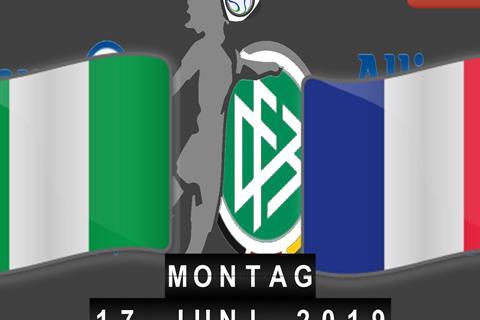 Nigeria - Frankreich