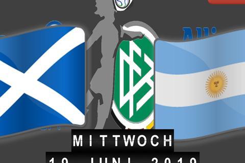 Schottland - Argentinien