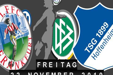 1.FFC Frankfurt - TSG Hoffenheim