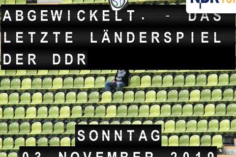 Abgewickelt! - Das letzte Länderspiel der DDR