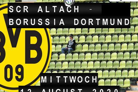 SCR Altach - Borussia Dortmund